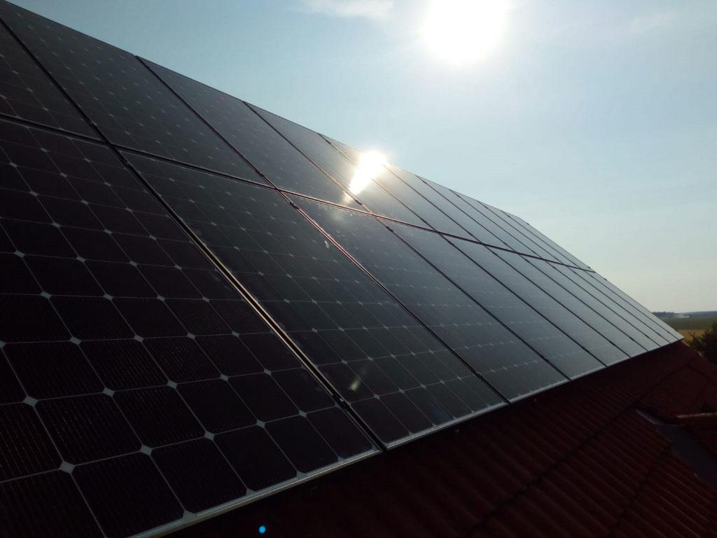 Photovoltaikanlage bauen
